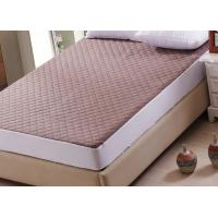 Buy cheap Breathable Foam Mattress Protector King Size With Moisture Proof product