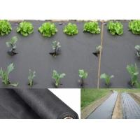 Buy cheap Anti UV Sunshine PP Non Woven Landscape Fabric Crop Cover Cloth Spunbonded Waterproof product