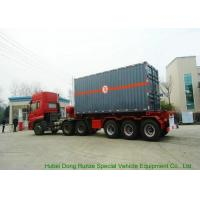 Buy cheap Sodium Cyanide / Cyanide Transport Tank Container , ISO Storage Containers product
