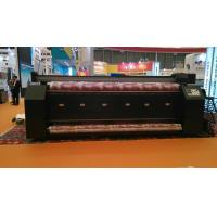 Buy cheap Sublimation Plotter Digital Fabric Printing Machine Indoor / Outdoor With from wholesalers