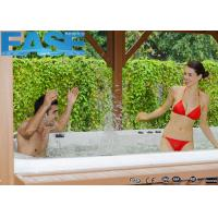Buy cheap Swim Whirlpool Massage Bathtub Outdoor Spa with Balboa Control and RCD Protected Circuits product