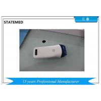 China PW / PDI Display Mode Wireless Ultrasound Scanner Electronic Array Scanning Mode on sale