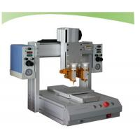Buy cheap 300W Automated Dispensing Machines 3 Axis Single Working Optional Dispensing Path product