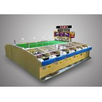 Buy cheap Electric Video Competition Horse Racing Carnival Games Booth For 12 Players product