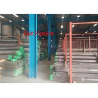 Buy cheap SSAW LSAW LSAW HFW Duplex Steel Pipe , Mild Steel Seamless Tube CE Certificated product
