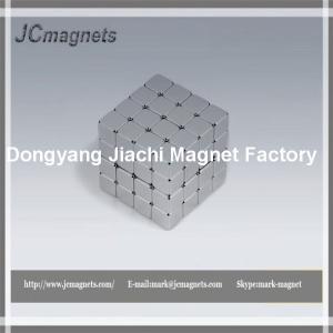 Buy cheap Permanent neodymium 10000 gauss block magnet product