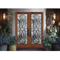 Buy cheap Security Tempered Curve Flat Toughened Beveled Edge Glass Secure from wholesalers
