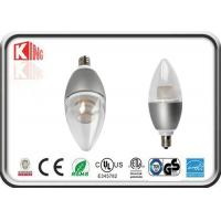 Buy cheap Warm White 5W LED Candle Light Bulbs High Brightness Energy Efficient product