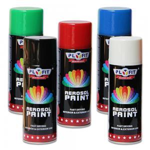 Buy cheap All Purpose Lacquer Aerosol Spray Glass Leather Ceramics Plastics Application product