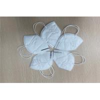 Buy cheap Compact Size 10*15cm Dust Resistant Mask Elastic Earloop Style FDA Assured product