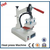 New type lowest price small heat transfer machine for label  for all fabric factory16B
