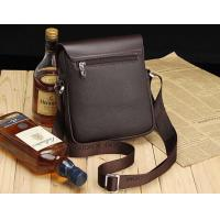 Buy cheap Wholesale Top Quality Mens Leather Shoulder Bag Sling bag China supplier product