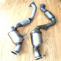 Buy cheap China Supplier Product 955113034AX 95511303601 Exhaust System for Cayenne 3.6L V6 High Quality Car Catalytic Reactor product