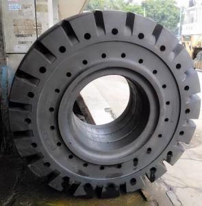 OTR Solid bias tyre, truck/forklift/loader tyre 23.5-25