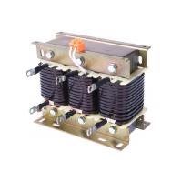 Buy cheap Three Phase Dry Type Reactor 150A 55KW VFD Specified With Pure Copper Material product
