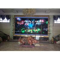Buy cheap P1.923 Indoor Led Advertising Screen For Exhibition Halls Low Power Consumption from wholesalers