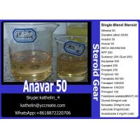 China Single Blend Injectable Anabolic Steroids Liquid Anavar 50 (Oxandrolone) / Var 50 on sale