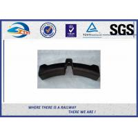 Buy cheap Railway Friction Composite Brake Rail Pad / Brake Shoe For Heavy Duty Truck from wholesalers