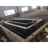Buy cheap Structure Pipes Hot Dip Galvanizing Line With Low Carbon Steel / Customized Size product