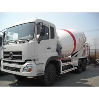 China competitive price 375HP diagram of concrete cement mixer truck / 6*4 concrete mixer truck for sale on sale