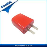 Buy cheap red 5v 1a small size usb charger product