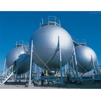 Buy cheap Triple Wall Stainless Steel Pressure Vessel Tank , Natural Gas Storage Tank product