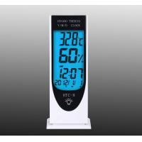 Buy cheap HTC-8 LCD display temperature and humidity meter clock from wholesalers