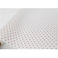 Buy cheap Polka Dot Holiday Tissue Paper , Gift Wrapping Dotted Tissue Paper product