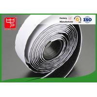 Cheap Heat resistance Adhesive Hook and Loop Tape 50% nylon and 50% polyester wholesale
