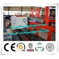 Buy cheap Corrugated Web H Beam Production Line , Truck Panel Corrugated Plate Welding from wholesalers