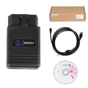 Buy cheap Mopar micropod ii Witech micropod 2 Mopar micropod ii Chrysler VCI Micro Pod 2 for Chrysle product