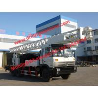 Buy cheap Truck Type Water Well Drilling Equipment , 350df Borehole Drilling Machine from wholesalers