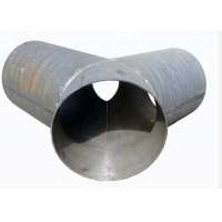 Buy cheap ISO L300mm Wear Black Steel Alloy Pipe Fittings 18mm Thickness product