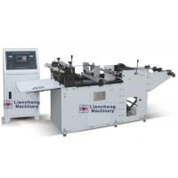 Buy cheap LC-350C High speed cutting machine printed film, shrink film, battery label, bottle label, product