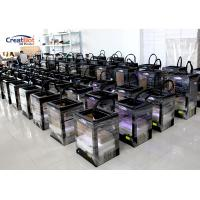China Glass Ceramic Creatbot DX Series 3D Printer With Filament Checking Touch Screen on sale