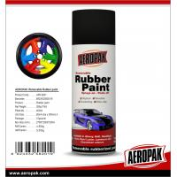 Buy cheap AEROPAK 400ml Rubber Paint for car color change product