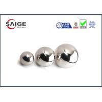 Buy cheap Solid Miniature 2mm Chrome Steel Balls For Automotive Bearings DIN5401 from wholesalers