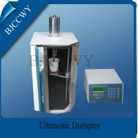 Digital Sonicator Cell Disruptor With Waterproof Ultrasonic Transducer