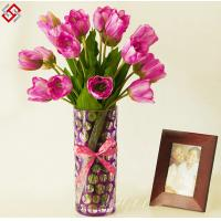 Buy cheap Artificial Faux high quality Real Touch Tulip for interior decor valentine gifts product