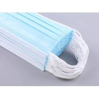 Buy cheap Cleanroom Three Ply Respirator Dust Protection Mouth Mask product