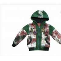 Buy cheap Autumn Outdoor Kids and Toddlers Hooded Fleece Jacket / Winter Baby Fleece from wholesalers