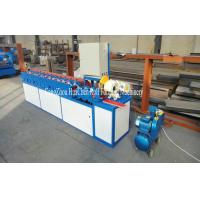 Buy cheap 3m Length Portable Shutter Door Roll Forming Machine With Fly Saw Cutting System product