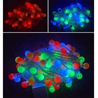 Buy cheap Holiday Decoration Warm White Led String Lights Festival Led Festoon Belts Party Lights product