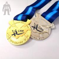 Buy cheap Sports Kids Basketball Medals  Plated  Finish  Gold/ Silver  Rose Color Available product