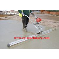 Buy cheap Walk Behind Concrete Surface Finishing Screed Construction Machinery product