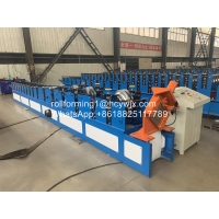 Buy cheap Roof Gutter Roll Forming Machine With 18 Rows of Rollers product
