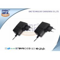 Buy cheap AC DC 12v Constant Current LED Driver Dimmable Black with EU Plug product