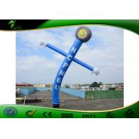 Buy cheap Customized 6M Tall Inflatable Air Dancers / Sky Dancer Double - Triple Stitch from wholesalers