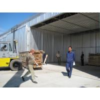 Buy cheap All aluminum fully automatic lumber dryer for hardwood and softwood drying from wholesalers