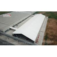 Buy cheap 2000sqm Waterproof PVC Structure Industrial Storage Tents For Outdoor Warehouse from wholesalers